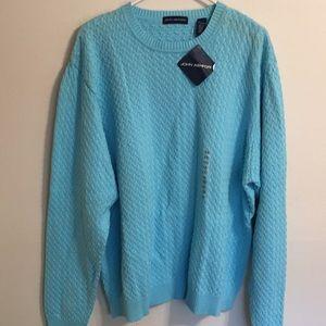 John Ashford sweater NWT size XXL